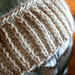 Snowed In Headband pattern