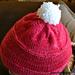Rose Hat pattern