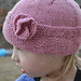 The Posy Hat pattern