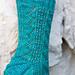 Just Because Socks pattern