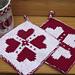 Double Knit Potholder pattern