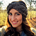 Cinched Cable Headband pattern