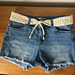 Summer boho cotton belt pattern