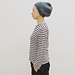 The Simplest 2(loose fit hat/ルニットキャップDK版) pattern