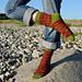Waterkant Socks pattern