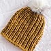 The Cactus Beanie pattern