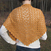 Autumn Leaves Shawlette pattern