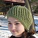 Ridged Whirl Hat pattern
