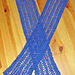 Easy Lace Summer Scarf pattern