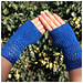 Fingerless gloves Clarice pattern