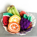Quick and Thick Scrubby Fruits pattern