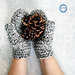 Women's Basic Bulky Mittens pattern