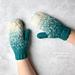 Snowball Mittens pattern