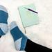 Homebody Slipper Socks pattern