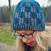 Little Trees Hat pattern