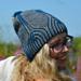 Minimalismus Hat pattern
