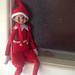 Elf on the Shelf Overalls set pattern