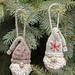 Gnome Ornaments pattern