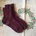 Springa Socks pattern