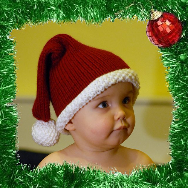 Newborn Santa Set,Baby Santa Set,santa hat,baby hat,baby dress,knit hat,knit dress,Newborn Photo Prop,Santa Gift,Baby gift