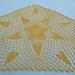 Pineapple Star Doily  pattern