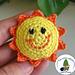 Mini soleil pattern