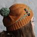 Sémélé - Hat pattern