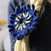 Cornflower (knitted version) pattern