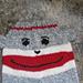 Sock Monkey Ears pattern