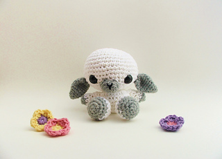 Crochet sheep amigurumi, crochet lamb / stuffed lamb toy ...   230x320