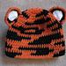 Little Tiger Hat pattern