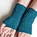 Jazz mittens pattern