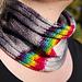 Rainbow Cowl pattern