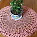 Sweet Afternoon Doily pattern