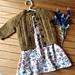 Velvet Acorn Baby Cardigan pattern