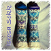 Isrosa Sokk pattern
