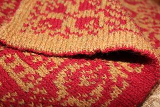 Kitchener stitch bind off