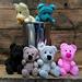 The Milkshake Bears pattern