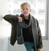 Robin scarf