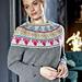 Fraser Sweater pattern