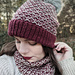 Vintage Peppermint Hat pattern