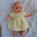 "12"" baby doll dress pattern"