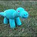 Bobby the Brontosaurus pattern