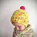 Super Cool Party Hat pattern