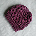 Blackberry Toque pattern