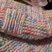 Garter and Rib Basketweave Baby Blanket pattern