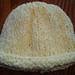 Easy Crochet & Knit Preemie Hat pattern