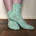 Under Current Socks pattern