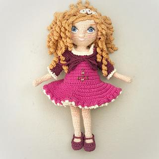 Ravelry: Cuddly-baby - amigurumi doll pattern by Mari-Liis Lille | 320x320