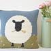 Sheep Cushion pattern